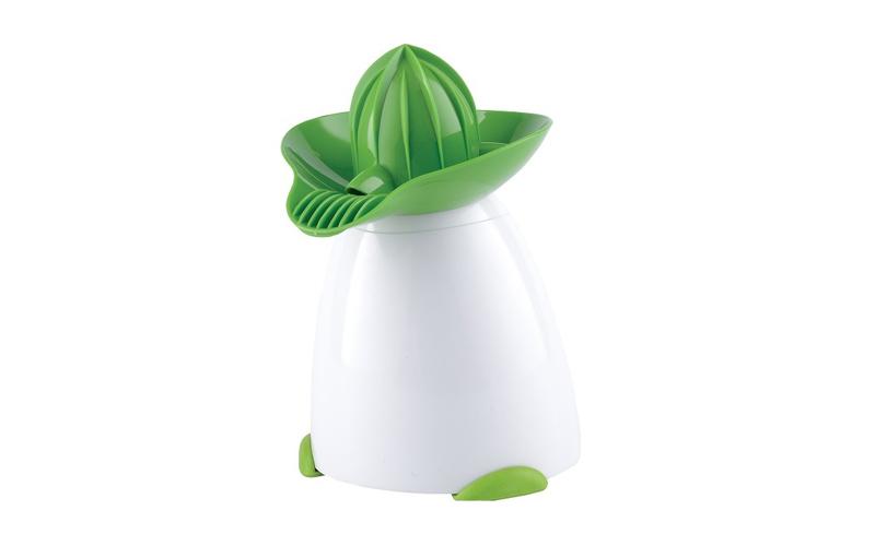 Ηλεκτρικός Λεμονοστίφτης Αποχυμωτής 16x16x23cm 25W σε Λευκό/Πράσινο χρώμα, M3025 μικροσυσκευές   στίφτες
