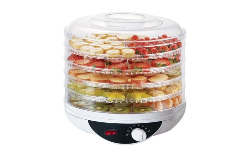 Muhler Αποξηραντής τροφίμων, φρούτων και λαχανικών 250W 28x20x28cm - Muhler οικιακά είδη   αφυγραντήρες υγραντήρες