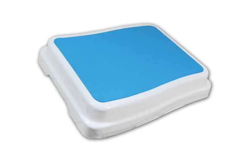 Βοηθητικό Σκαλάκι Μπάνιου για Παιδιά και Ηλικιωμένους 50x40cm με Αντιολισθητική  μπάνιο  έπιπλα μπάνιου
