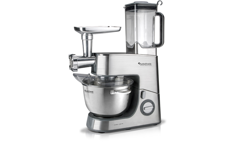 TurboTronic Κουζινομηχανή, Μίξερ, μπλέντερ (mixer-blender) Κρεατομηχανή και κοπή ηλεκτρικές οικιακές συσκευές   κουζινομηχανές
