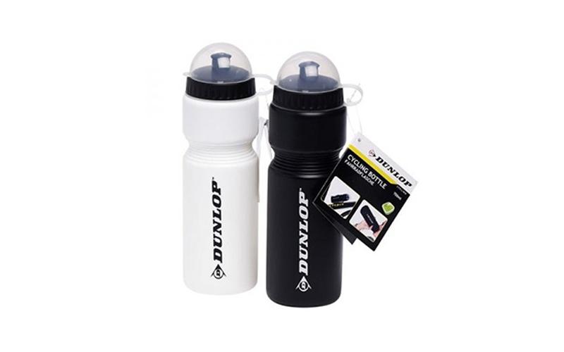 Μπουκάλι Παγούρι 750ml, 23x7 cm για αθλητές, ποδηλάτες και εκδρομείς, Dunlop 417 κουζίνα   θερμός και παγούρια