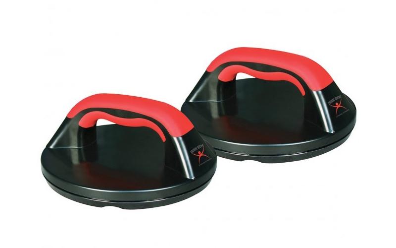 Όργανο γυμναστικής - Λαβές για κάμψεις χρησιμοποιώντας το βάρος του σώματος για  sports   γυμναστική  και  fitness