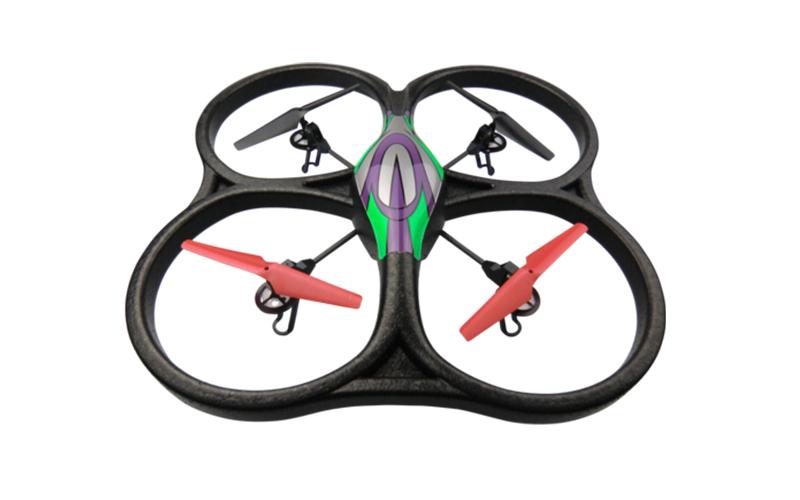 WiFi Τηλεκατευθυνόμενο Drone Ελικόπτερο Quadrocopter 6 Axis 2.4GHz 4 καναλιών με gadgets   drones   τηλεκατευθυνόμενα