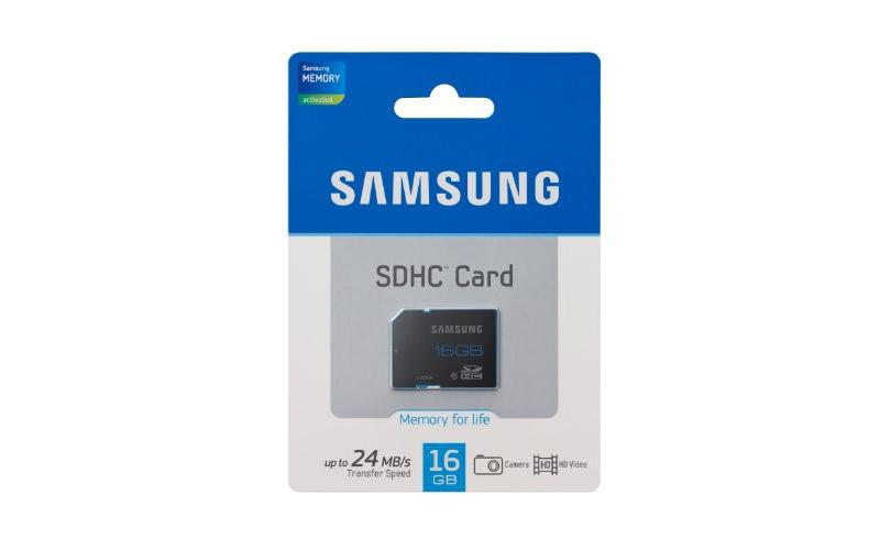 Κάρτα Μνήμης SDHC 16GB Class 6, Samsung MB-SSAGB/EU - SAMSUNG gadgets   αξεσουάρ κινητών