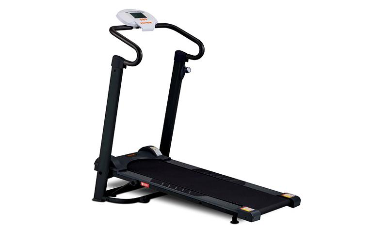 Muhler Μαγνητικός Διάδρομος Γυμναστικής Τρεξίματος-Περπατήματος Run 138x65x125cm γυμναστική  και  fitness   ελλειπτικά   περιπατητές