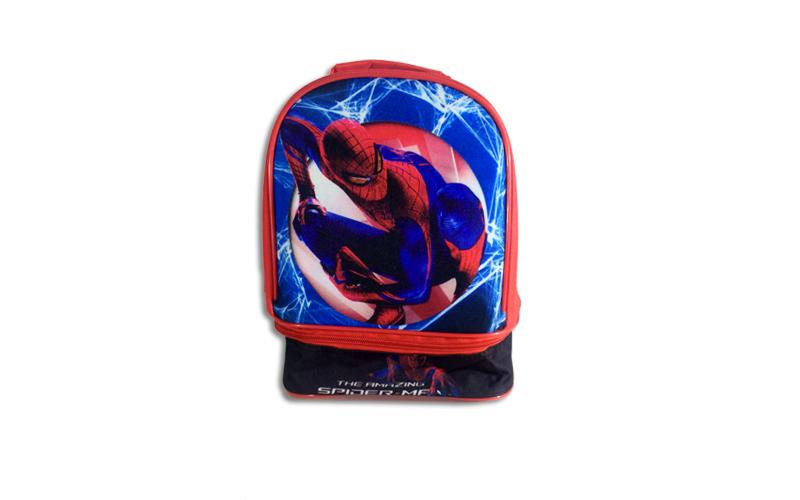 Παιδική τσάντα Νηπιαγωγείου με φερμουάρ και θέμα Spiderman, Marvel 14547 - Marve σχολικά είδη   σχολικές τσάντες