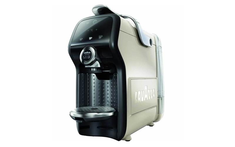 """Καφετιέρα Espresso """"Magia"""" 1200W της Lavazza σε Κρεμ-Μαύρο χρώμα, AEG 306-100803 μικροσυσκευές   καφετιέρες"""