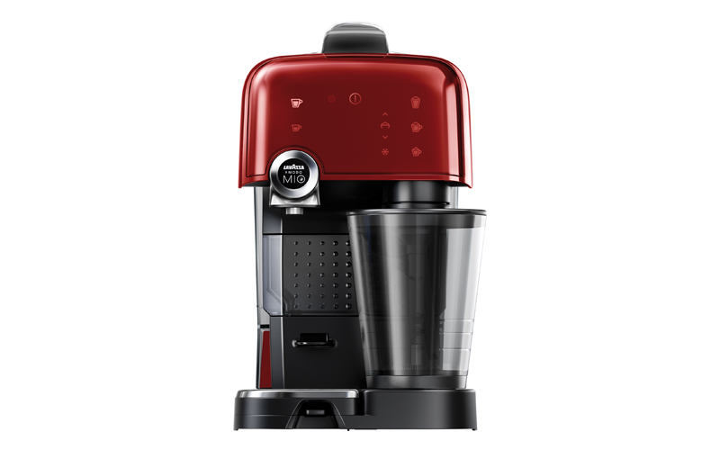"""Καφετιέρα Espresso """"Fantasia"""" 1200W της Lavazza σε Κόκκινο-Μαύρο χρώμα, 306-1008 μικροσυσκευές   καφετιέρες"""