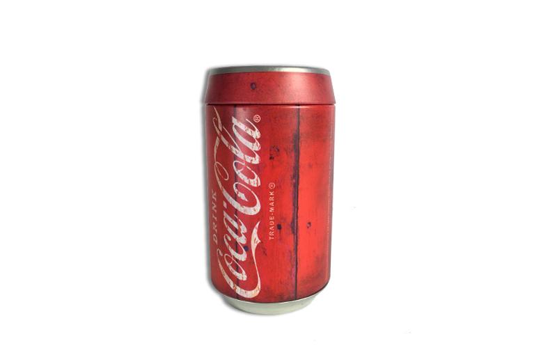Μεταλλικός Vintage Κουμπαράς κουτάκι Coca-Cola, 613-400026 - The Coca-Cola Compa διακόσμηση και φωτισμός   κουμπαράδες