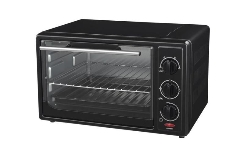 Φουρνάκι Γκριλ - Grill 28 Λίτρων 1500 Watt, 230V από Ανοξείδωτο ατσάλι κατάλληλο για την κουζίνα   φουρνάκια