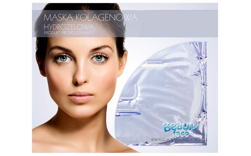 Μάσκα Προσώπου με Κολλαγόνο και Φυσικό Εκχύλισμα Πέρλας γιαΛείανση (Υδρογέλη), 0 υγεία  και  ομορφιά   περιποίηση προσώπου