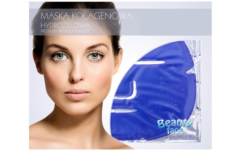 Μάσκα Προσώπου με Κολλαγόνο και Φύκια της Θάλασσας για Ενυδάτωση και Σύσφιξη (Υδ υγεία  και  ομορφιά   περιποίηση προσώπου