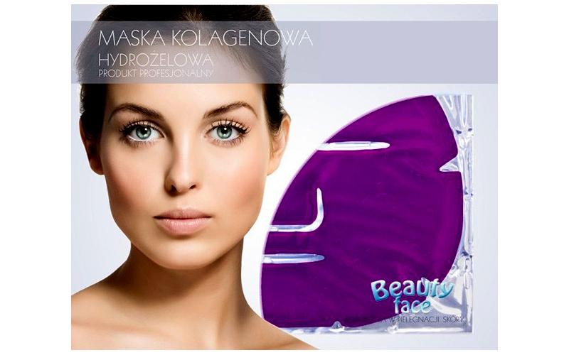 Μάσκα Προσώπου με Κολλαγόνο και Εκχύλισμα Σταφυλιού για Καθαρισμό και Θρέψη (Υδρ υγεία  και  ομορφιά   περιποίηση προσώπου