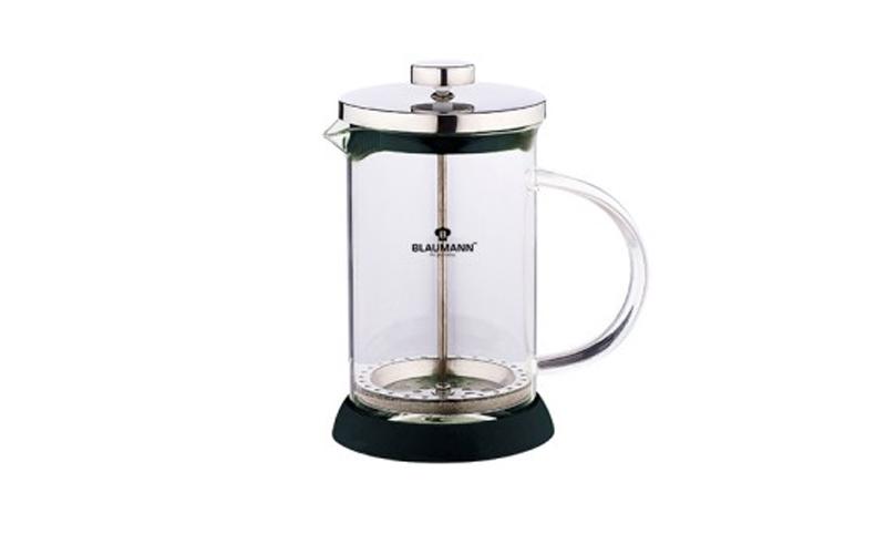 Blaumann BL-1443 Χειροκίνητη Καφετιέρα Γαλλικού 800ml από Ανοξείδωτο ατσάλι σε Μ μικροσυσκευές   καφετιέρες