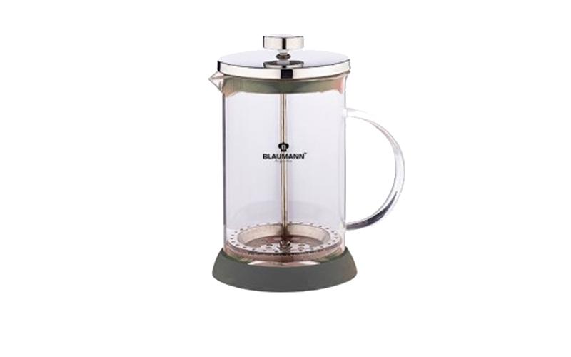 Blaumann BL-1443 Χειροκίνητη Καφετιέρα Γαλλικού 800ml από Ανοξείδωτο ατσάλι σε Γ μικροσυσκευές   καφετιέρες