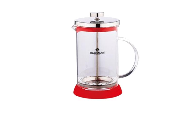 Blaumann BL-1442 Χειροκίνητη Καφετιέρα Γαλλικού 600ml από Ανοξείδωτο ατσάλι σε Κ μικροσυσκευές   καφετιέρες