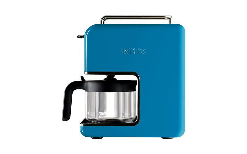 Καφετιέρα Φίλτρου 1200W 750ml για 6 φλιτζάνια σε Μπλε χρώμα, Kenwood kMix CM023  μικροσυσκευές   καφετιέρες