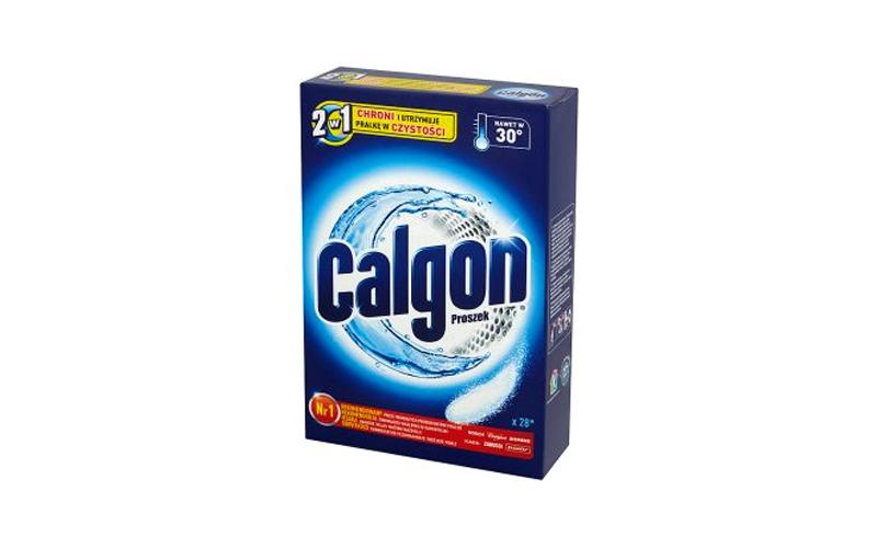 Αποσκληρυντικό Πλυντηρίου Ρούχων Σκόνη Calgon 2 σε 1 Πακέτο 500γρ. - Calgonit είδη καθαρισμού   γενικής χρήσης