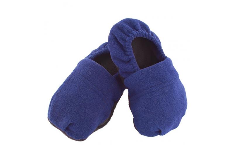 Warm Hug Feet Θερμαινόμενες παντόφλες που μπαίνουν στο φούρνο μικροκυμάτων σε Μπ άνδρας   υπόδηση