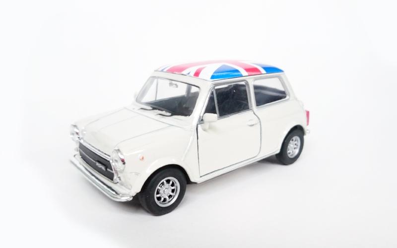 Μεταλλικό Αυτοκίνητο Μινιατούρα Mini Cooper 1300 σε κλίμακα 1:38, Welly 43609 -  παιχνίδια  παιδί  και  βρέφος   οικολογικά παιχνίδια