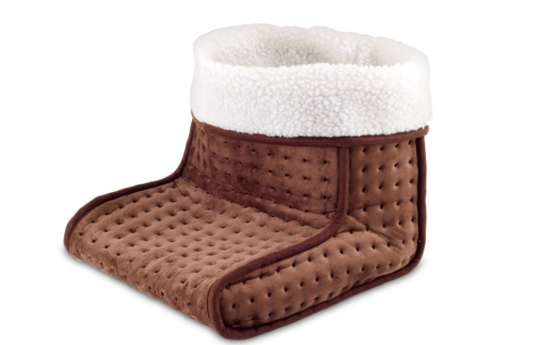 Beper RI.418 Ηλεκτρική Θερμοφόρα ποδιών 100W σε Καφέ χρώμα - Beper είδη θέρμανσης ψύξης   θερμοφόρες