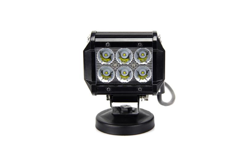 Προβολέας Αυτοκινήτου 18W με 6 λάμπες LED, AT003100 - OEM αξεσουάρ αυτ του   φωτισμός   led