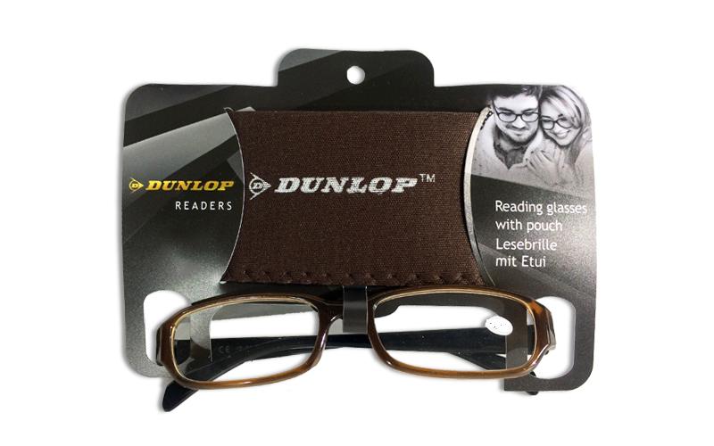 Γυαλιά Πρεσβυωπίας Διαβάσματος Καφέ Γυαλιστερό και ασορτί θήκη με βαθμό +1.00, D υγεία  και  ομορφιά   οπτικά γυαλιά