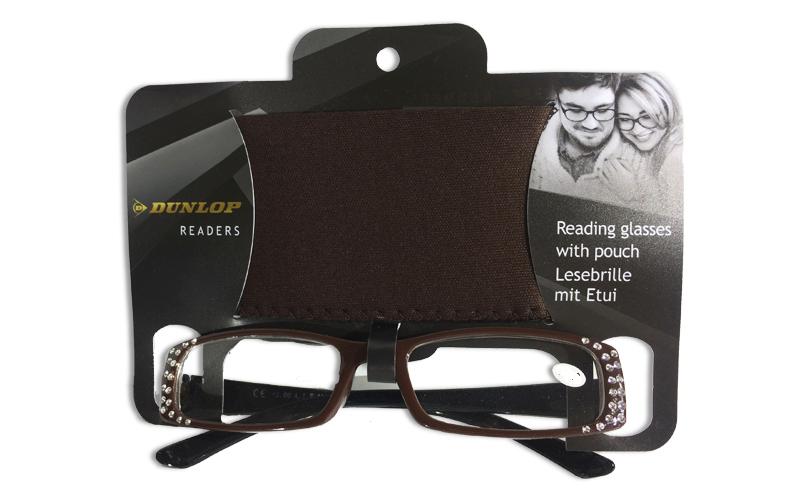 Γυναικεία Γυαλιά Πρεσβυωπίας Διαβάσματος Καφέ με Στρασάκια και ασορτί θήκη με βα υγεία  και  ομορφιά   οπτικά γυαλιά