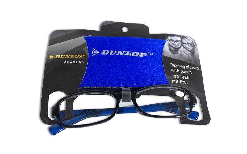 Γυαλιά Πρεσβυωπίας Διαβάσματος Μπλε Γυαλιστερά με ασορτί θήκη με βαθμό +1.00, Du υγεία  και  ομορφιά   οπτικά γυαλιά