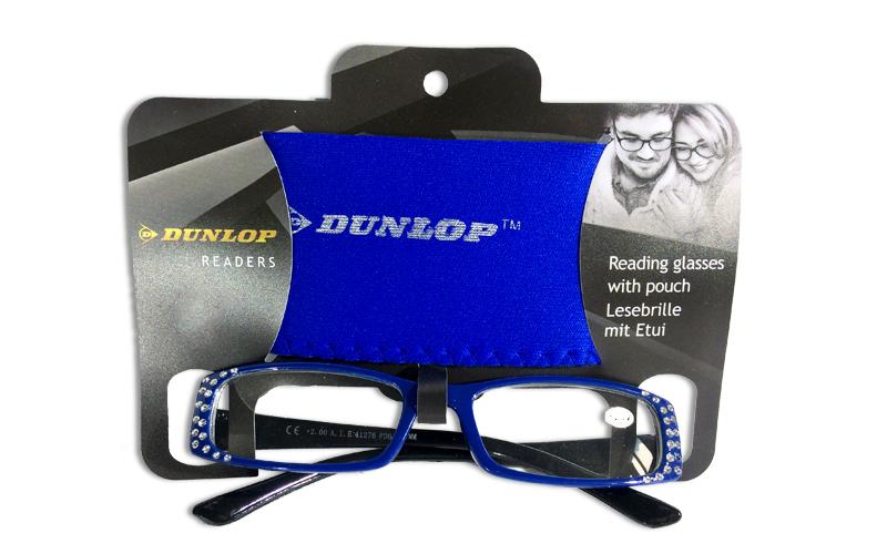 Γυναικεία Γυαλιά Πρεσβυωπίας Διαβάσματος Μπλε με Στρασάκια και ασορτί θήκη με βα υγεία  και  ομορφιά   οπτικά γυαλιά
