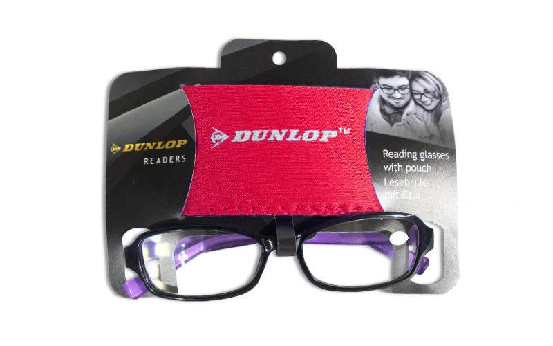 Γυαλιά Πρεσβυωπίας Διαβάσματος Μωβ Γυαλιστερό με Κόκκινη θήκη με βαθμό +1.00, Du υγεία  και  ομορφιά   οπτικά γυαλιά