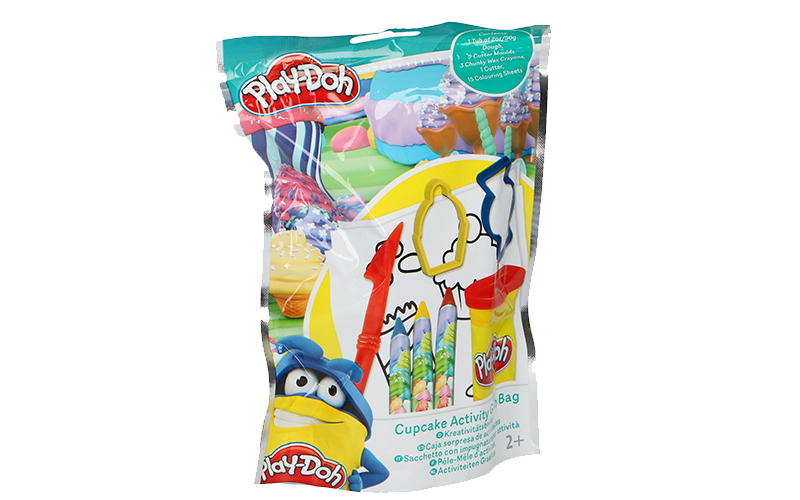Play-Doh Σακούλα με πλαστελίνη, κηρομπογιές και φόρμες με θαλασσινό θέμα κατάλλη παιχνίδια   εκπαιδευτικά παιχνίδια