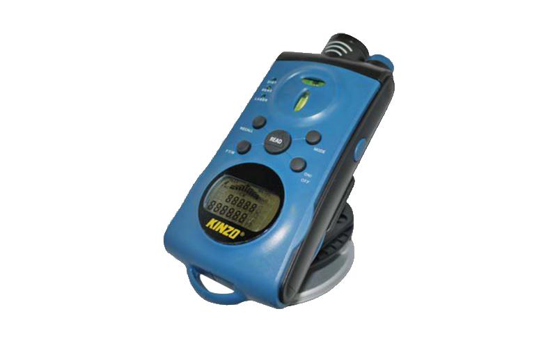 Όργανο μέτρησης απόστασης με υπερήχους - Ultrasonic Distance Measurer, Kinzo 383 επαγγελματικά