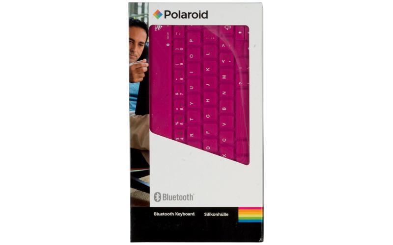 Polaroid Ελαστικό Πληκτρολόγιο Bluetooth Σιλικόνης ιδανικό για iOS και Android t τεχνολογία   gadgets