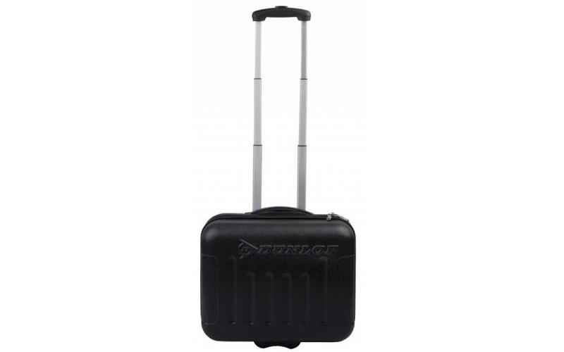 Dunlop Επαγγελματική Βαλίτσα Καμπίνας Τρόλεϊ με τηλεσκοπικό χερούλι και θήκη Lap αναψυχή και ψυχαγωγία   βαλίτσες και αποσκευές