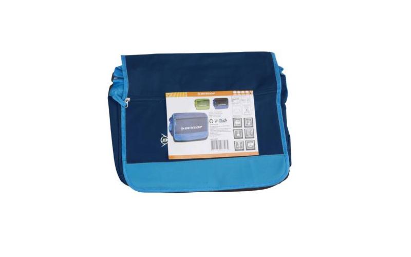 Dunlop 48746 Τσάντα Ώμου Μεταφοράς 38x27,5x11cm για Laptop 15