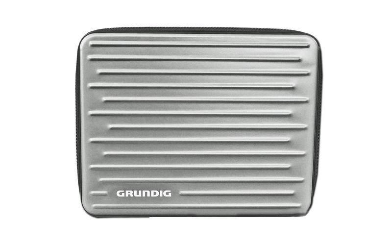 Grundig 48954 Universal Σκληρή θήκη Αλουμινίου για Apple iPad™ και άλλα ta τεχνολογία   tablets