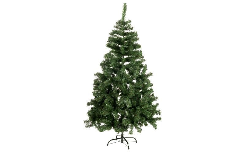 Τεχνητό Χριστουγεννιάτικο Δέντρο τύπου Έλατο ύψους 120cm με Μεταλλική βάση - Chr εποχιακά   χριστουγεννιάτικα