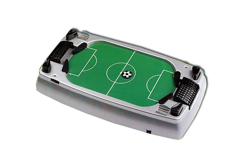 Eddy Toys Ποδοσφαιράκι - Φλίπερ με Αέρα 41x23x9 cm με 10 μπαλάκια ποδοσφαίρου γι παιχνίδια  παιδί  και  βρέφος   έξυπνα   εκπαιδευτικά παιχνίδια
