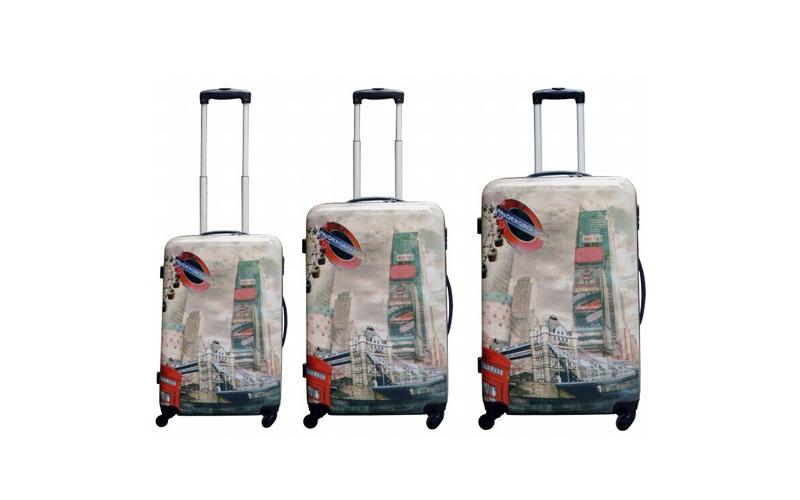 9553a7e297 Σετ βαλίτσες ταξιδίου 3 τεμαχίων