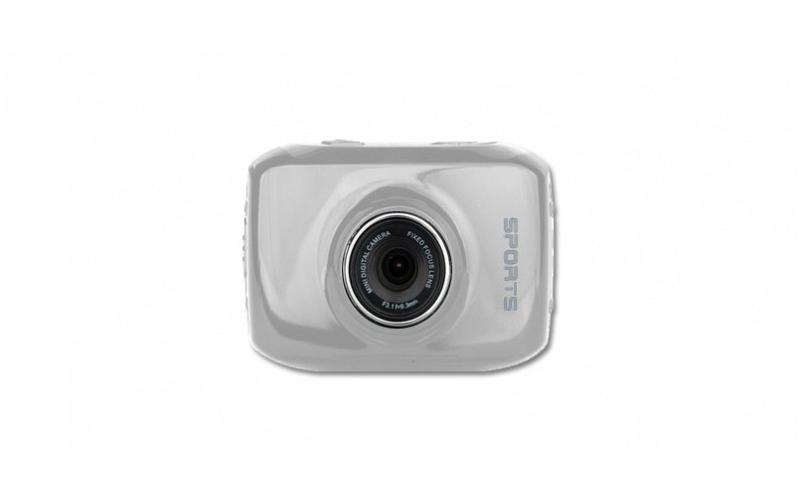 Αδιάβροχη HD Βίντεο-Κάμερα Action Camcorder! Ιδανική για τους Φίλους των Extreme Sports! Χρώμα Ασημί - Action Camcorder