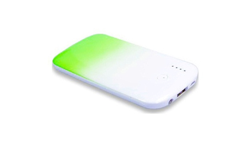 Ultra Light Power Bank 5.600mah 2a - Μπαταρία Φορτιστής G-Cool Gc-5v2a! Λευκό-Λα τηλεπικοινωνίες   φορητοί φορτιστές   power banks