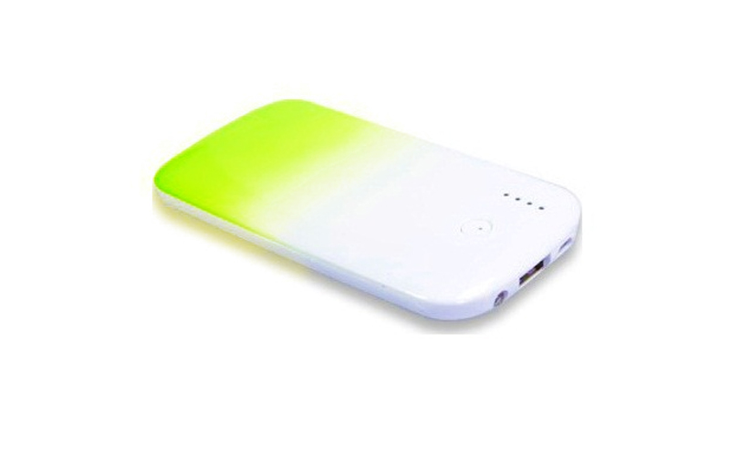 Ultra Light Power Bank 5.600mah 2a - Μπαταρία Φορτιστής G-Cool Gc-5v2a! Λευκό-Κί τηλεπικοινωνίες   φορητοί φορτιστές   power banks