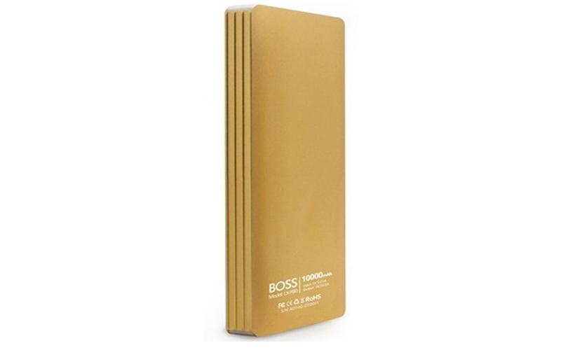 Heavy Duty Ultra Thin Power Bank 10.000mAh 2A - Μπαταρία Φορτιστής LiXuan Boss 2 τηλεπικοινωνίες   φορητοί φορτιστές   power banks