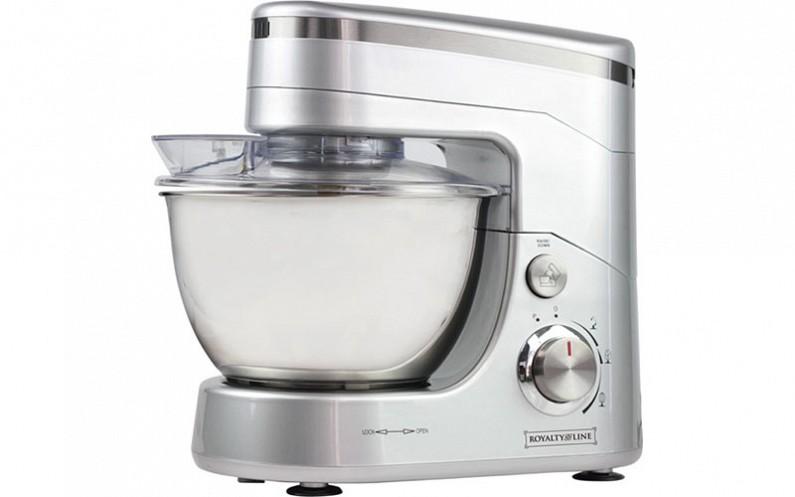 Royalty Line Κουζινομηχανή Μίξερ ζαχαροπλαστικής 800-1400W με ανοξείδωτο κάδο 4. κουζίνα   κουζινομηχανές πολυκόφτες
