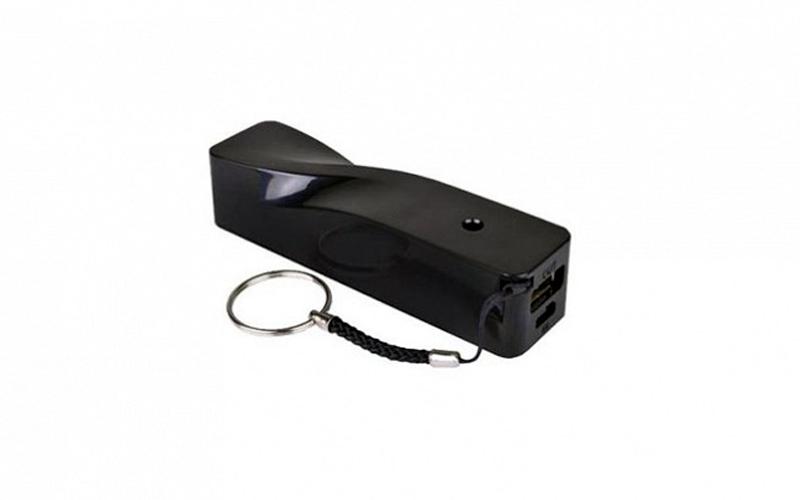 Mini Universal USB φορτιστής Smartphones & Tablets - PowerBank 3800mAh Μαύρο - O gadgets   αξεσουάρ κινητών
