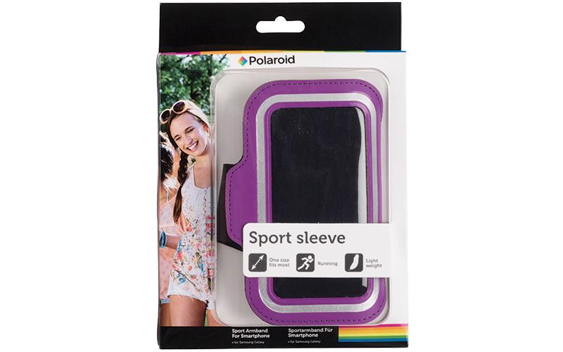 Polaroid Σπορ armband - Θήκη μπράτσου για smartphone Samsung Galaxy ΜΩΒ - Polaro gadgets   αξεσουάρ κινητών