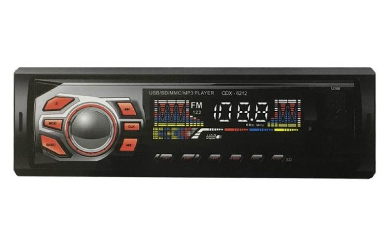 MP3 Player - Radio Αυτοκινήτου 12V με USB/SD θύρες και FM λειτουργία ραδιοφώνου  τεχνολογία   cd   mp3 4   dvd   media players