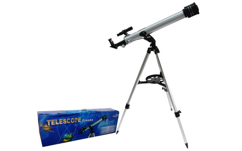 Επαγγελματικό Τηλεσκόπιο με 3 Διαφορετικούς Φακούς, Μήκος Εστίασης 700mm και Τρί αναψυχή και ψυχαγωγία   κιάλια και τηλεσκόπια
