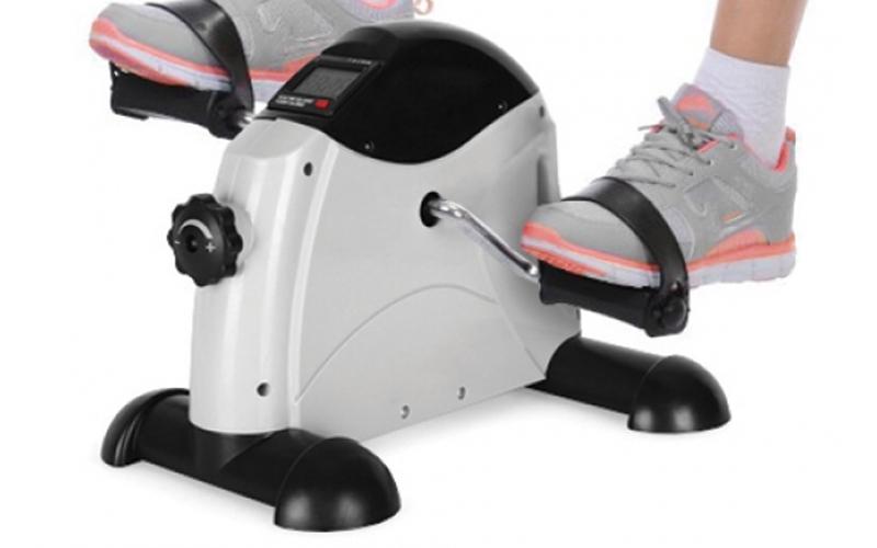 Spin Trainer Στατικό Ποδήλατο Γυμναστικής με ψηφιακό μετρητή LCD και 5 λειτουργί γυμναστική  και  fitness   καθιστά ποδήλατα